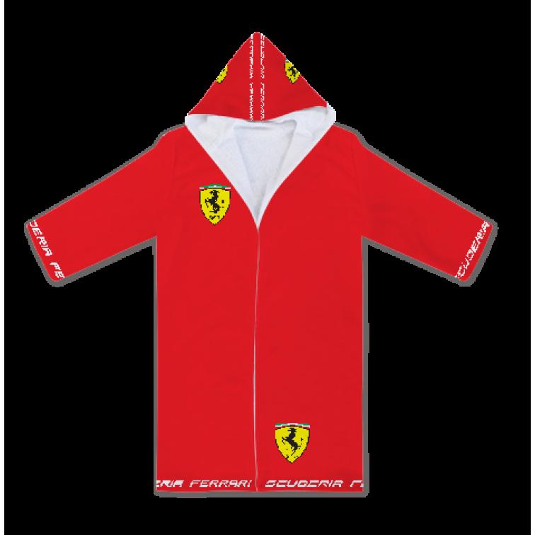 Halat de baie Ferrari