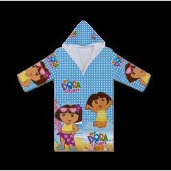 Halat de baie copii - Dora