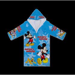 Halat de baie copii - Mickey blue
