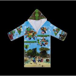 Halat de baie - Minecraft