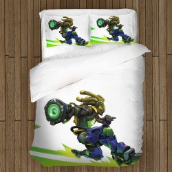 Lenjerie de pat cu temă din jocuri