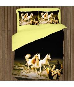 Lenjerie de pat cu animale