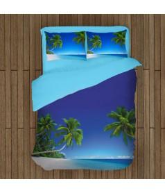 Lenjerie de pat cu peisaje