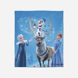 Pături pentru copii - Frozen Princesses