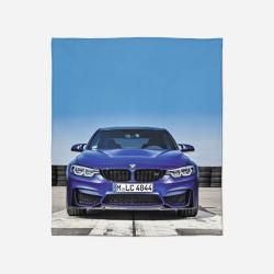 Pătură - BMW Blue