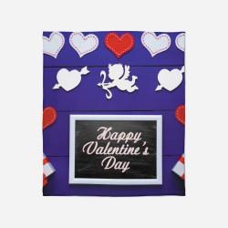 Pătură - Happy Valentine Day
