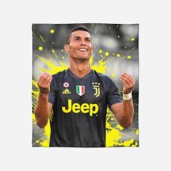 Pături - Cristiano Ronaldo Juventus