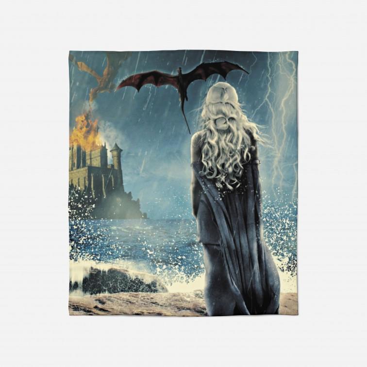 Pătură - Deneris Game of Thrones