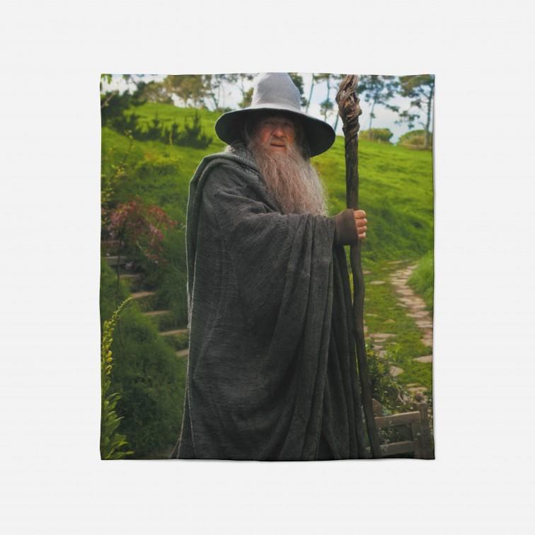 Pătură - Gandalf Hobbit