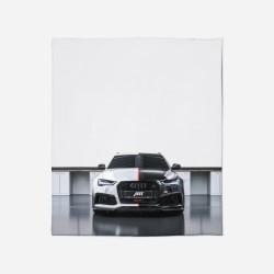 3D Pătură - Audi