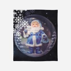 Pătură de Crăciun - Christmas Night