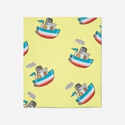 Pături pentru copii - Ship