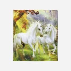 Pătură - Magic Unicorn