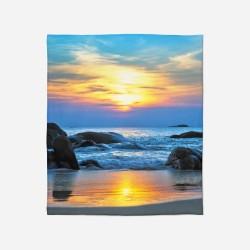 3D Pătură - Sea Landscape