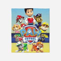 Pături pentru copii - Paw Patrol