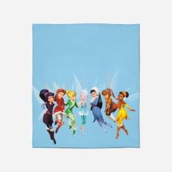 Pături pentru copii - Fairy Tale Fairies
