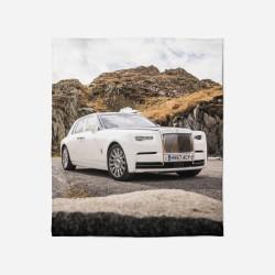 Pătură - Rolls Royce