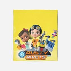 Pături pentru copii - Rusty Rivets