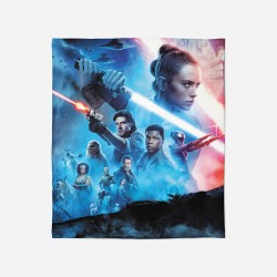 Pătură - Star Wars The Rise of Skywalker