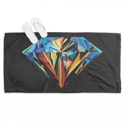Prosop de plajă elegant Diamant - Diamond