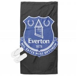 Prosop de plajă Fotbal Everton