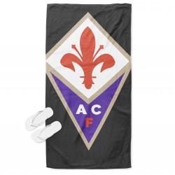 Prosop de plajă Fotbal Fiorentina