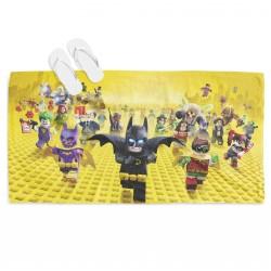 Prosop de plajă pentru copii Lego