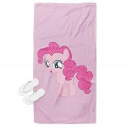 Prosop de plajă pentru copii Micul ponei în roz - Little Pony