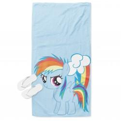Prosop de plajă pentru copii Micul meu ponei - Little Pony