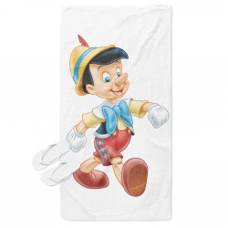 Prosop de plajă pentru copii Pinocchio