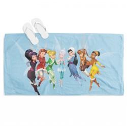 Prosop de plajă pentru copii Fairy Tale Fairies