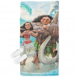 Prosop de plajă pentru copii Vayana - Moana