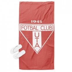 Prosop de plaja FC UTA Arad
