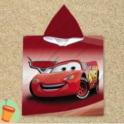 Poncho cu gluga pentru copii McQueen