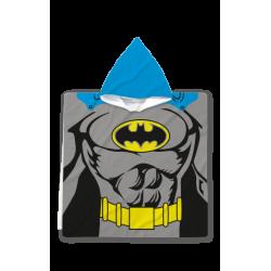 Poncho cu gluga pentru copii - Batman