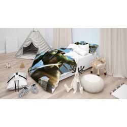 Lenjerie de pat pentru copii Țestoasele Ninja Leonardo - Leonardo Turtle