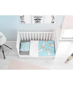 Lenjerii de pat pentru bebeluși