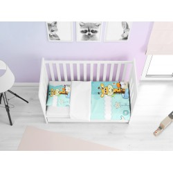 Lenjerie de pat Bebeluși Băiețel - It's a boy