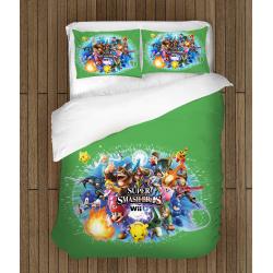 Lenjerie de pat distractivă cu personaje din desene animate – Animation Characters