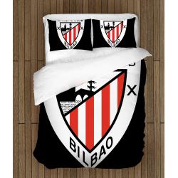 Lenjerie de pat Fan Fotbal Bilbao - Athletic Bilbao