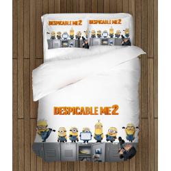 Set de pat cu Minioni - Despicable Me