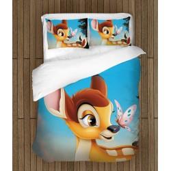 Set de pat pentru copii Bambi