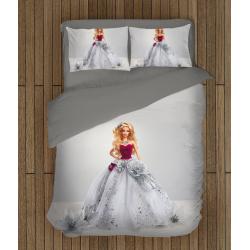 Set de pat pentru copii Păpușă Barbie - Barbie Doll
