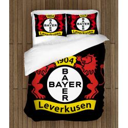Lenjerie de pat Fotbal Bayer Leverkusen - Bayer Leverkusen
