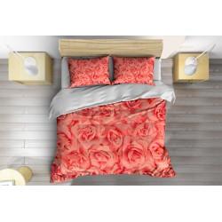Set de pat Buchet de trandafiri - Roses Bouquet