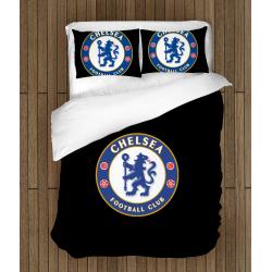 Lenjerie de pat Fotbal Chelsea- Chelsea