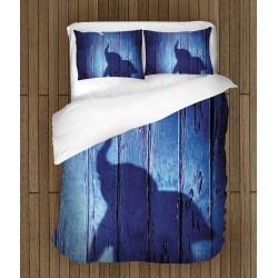 Lenjerie de pat pentru copii Dumbo