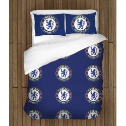 Set cearșafuri Fotbal FC Chelsea - Chelsea