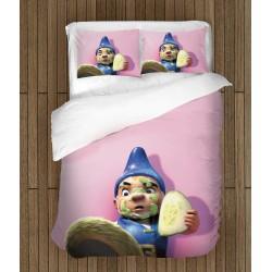Cearșafuri de pat pentru copii Gnomeo and Juliet