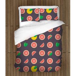 Set de pat cu fructe Grepfrut - Grapefruit